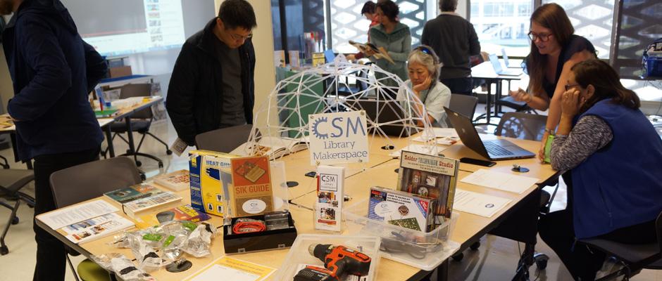 Творческая лаборатория в библиотеке