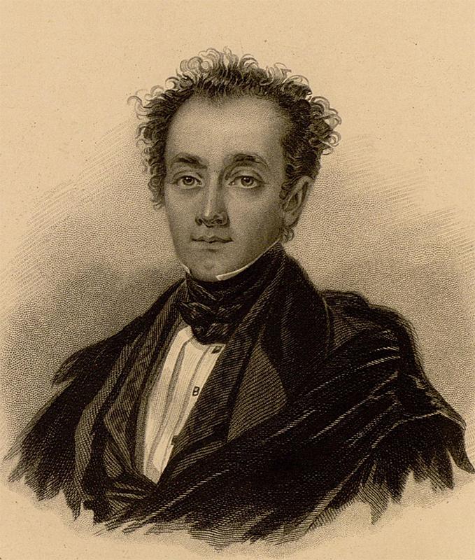 Александр Фомич Вельтман (1800—1870)