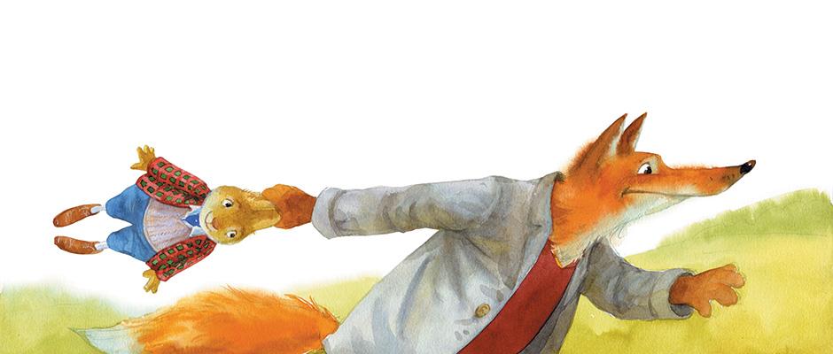Черепанов Алексей (Украина, г. Харьков) «Сказки дядюшки Римуса»