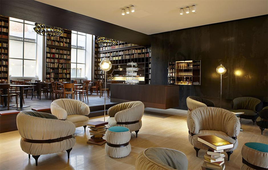 B2 Boutique Hotel & Spa в Цюрихе
