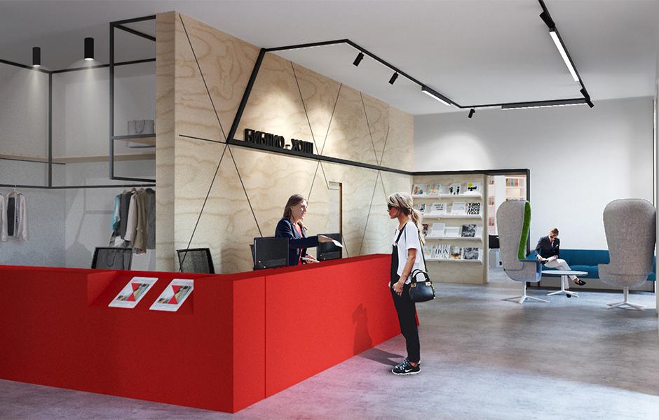 2-е место – GaFA + IND architects